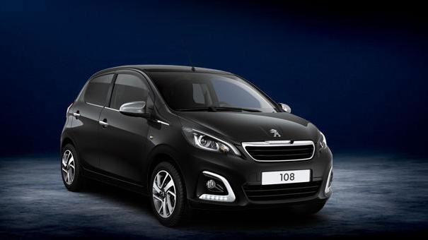 Peugeot Private Lease Deals - Peugeot 108