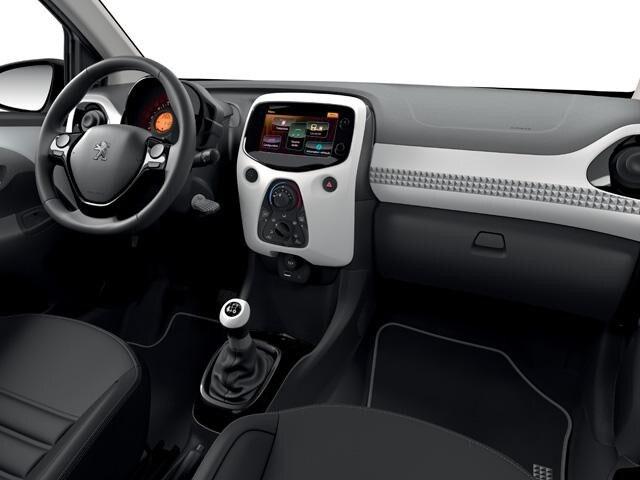 Peugeot 108 - Personalisatie Diamond