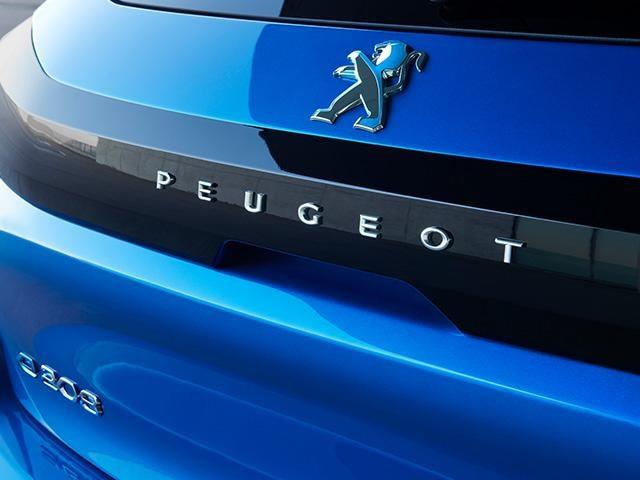 Nieuwe Peugeot e-208