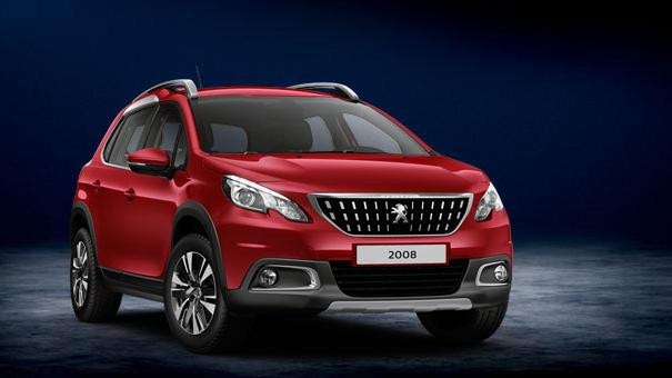 Peugeot Private Deals - Peugeot 2008 SUV