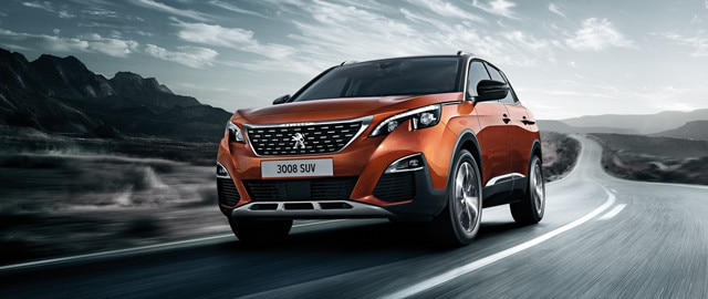 Peugeot 3008 SUV Private Lease