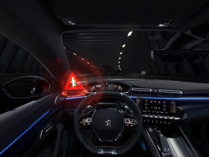 Peugeot  - Virtual Reality -  Night Vision