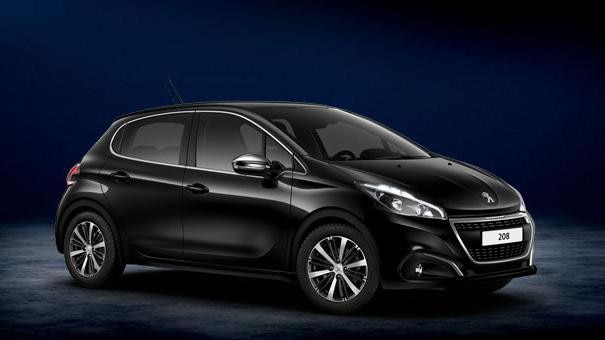 Peugeot Private Lease Deals - Peugeot 208