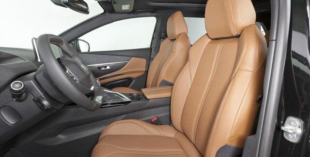 Peugeot 5008 SUV - Lederen bekleding
