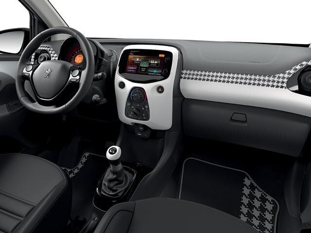 Peugeot 108 - Personalisatie Dressy