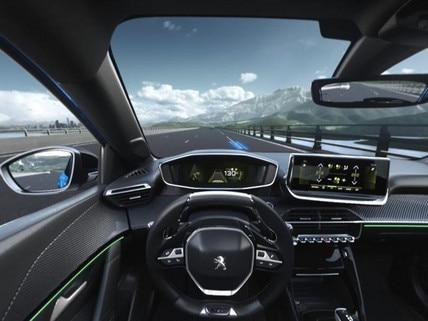Nieuwe Peugeot 208 - Virtual Reality - Drive Assist Plus