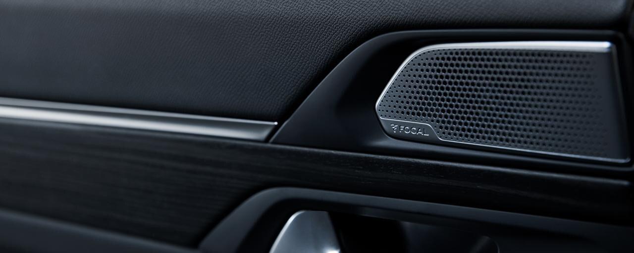Nieuwe PEUGEOT 508 GT Berline, premium hifisysteem van FOCAL®