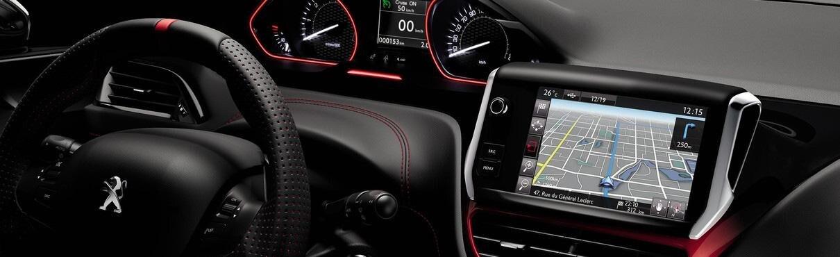 Peugeot Connect - services en accessoires