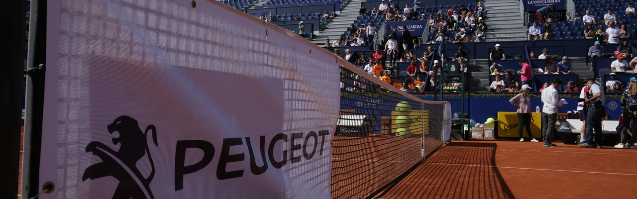 Peugeot Sport - Tennis - ATP world Tour