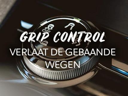Peugeot - Dakar - Grip control