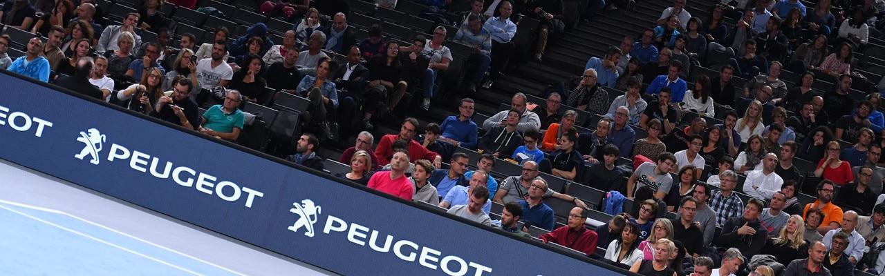 Peugeot Sport - Tennis - ATP world Tour