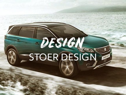 Peugeot - Dakar - Peugeot 5008 SUV