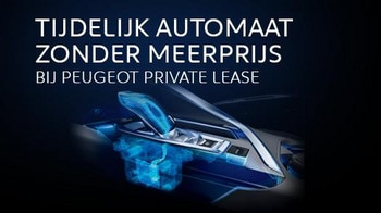 Automaat zonder meerprijs | Peugeot 208 - 2008 SUV - 3008 SUV - 5008 SUV