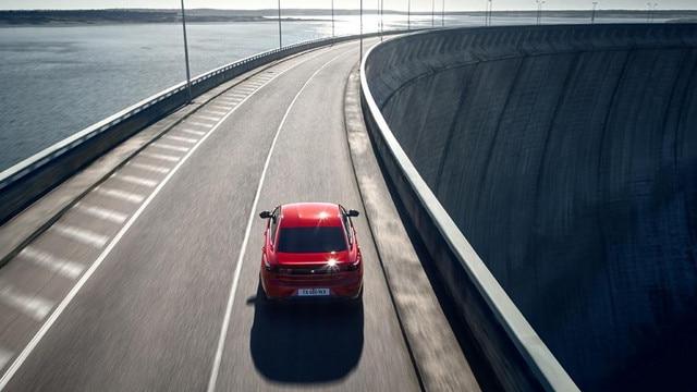 Nieuwe PEUGEOT 508 GT: de Grande Berline