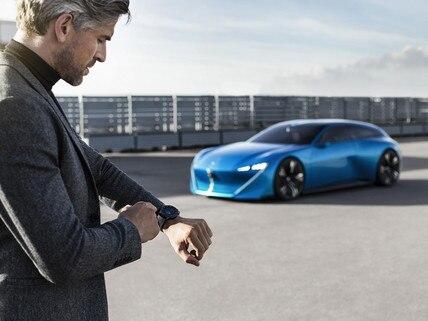 Peugeot Instinct Concept  - IoT-platform: Samsung RTIKTM Cloud