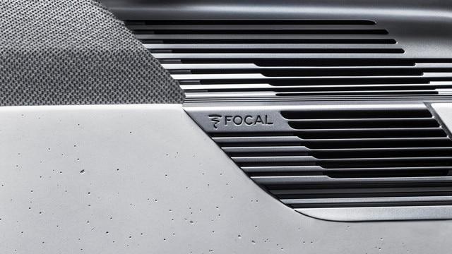 Peugeot Instinct Concept  - hifi-systeem van Focal