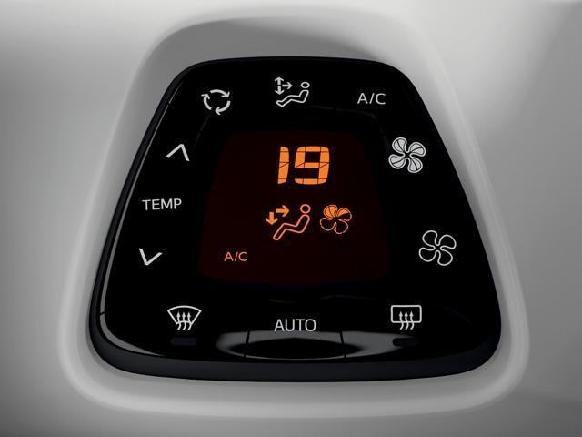 Peugeot 108 - Automatische airconditioning