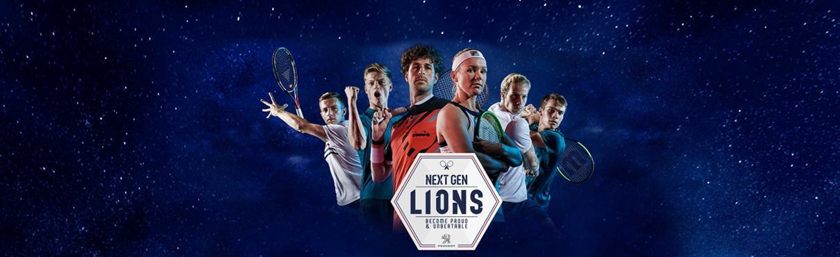 Peugeot NextGen Lions - ABN AMRO World Tennis Tournament