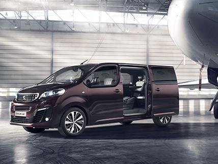 Peugeot Traveller i-Lab concept car