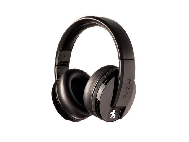 draadloze Focal® Listen-koptelefoon Nieuwe Grande Berline Peugeot 508 First Edition
