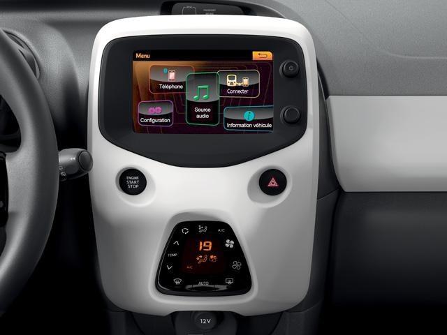 Peugeot 108 - Touchscreen