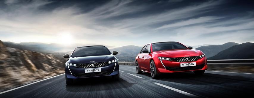 Nieuwe Grande Berline Peugeot 508 First Edition: de in beperkte oplage beschikbare hightech berline