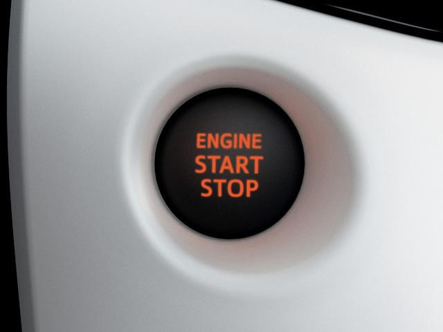 Peugeot 108 - Keyless entry and start systeem