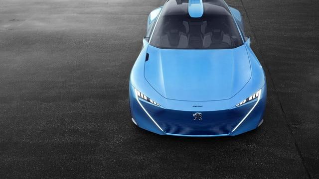 Peugeot Instinct Concept  - Exterieur voorzijde