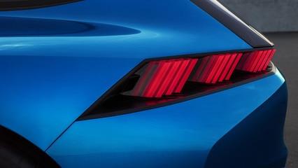 Peugeot Instinct Concept  - Exterieur achterlicht