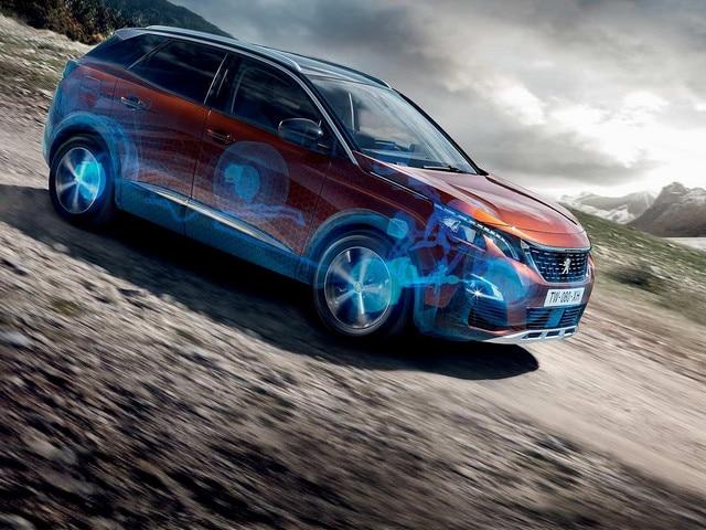 Peugeot 3008 SUV - Technologie uitgelicht