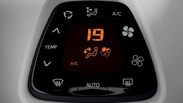 Peugeot 108 - Automatische airconditioning