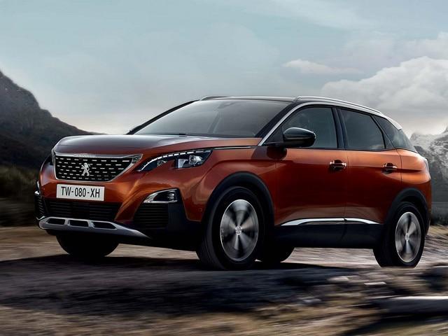 Blijf elke situatie meester met de Peugeot 3008 SUV