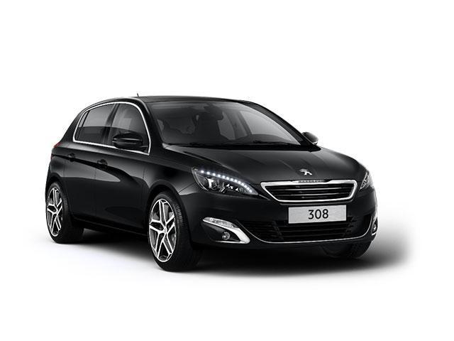 Peugeot 308 Blue Lease Premium