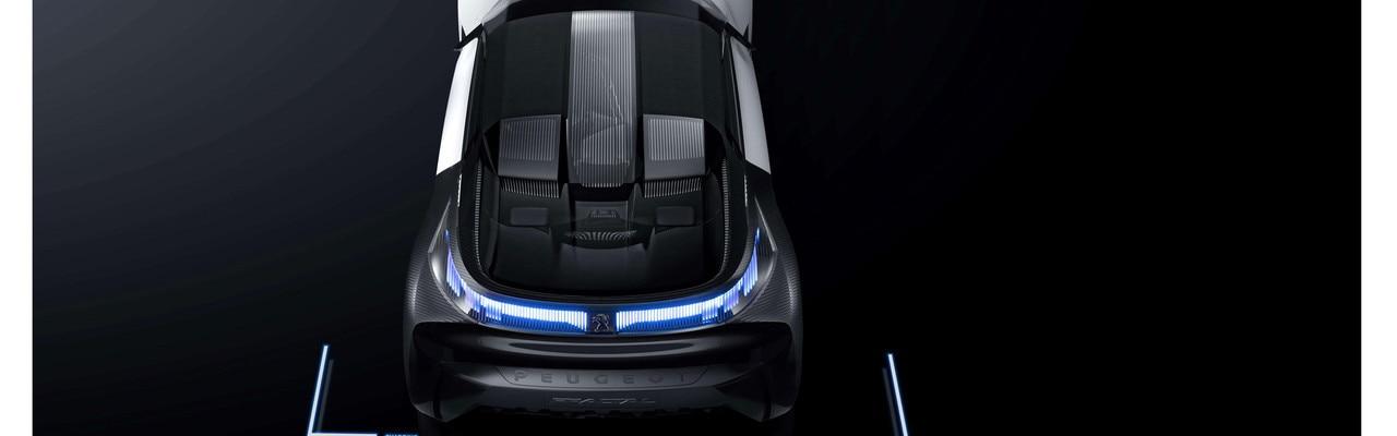 Peugeot Fractal - electrisch