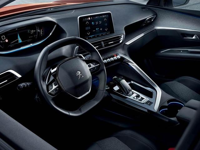 Chauffeur en bijrijdersstoel - Peugeot 3008 SUV