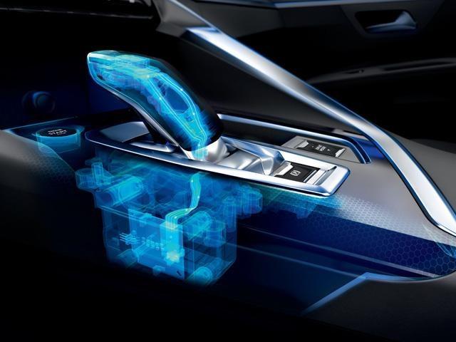 Peugeot Technologie - Hybride technologie