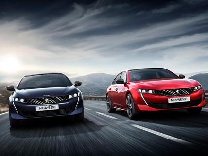 Nieuwe Peugeot 508 First Edition
