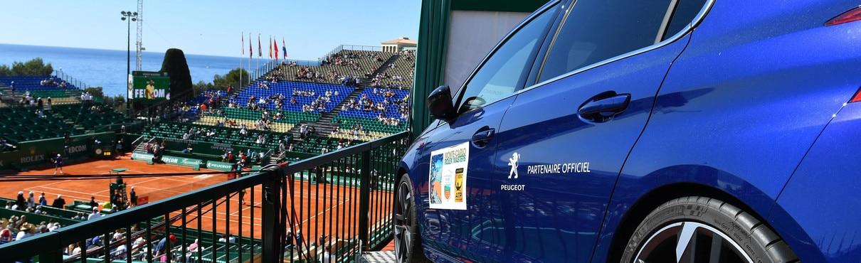 Peugeot - Partner van de tennisport - Roland Garros