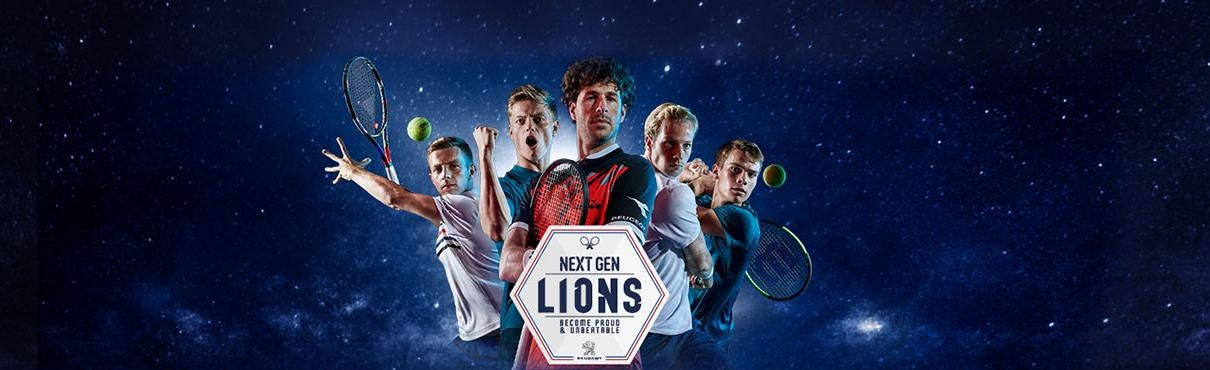 Peugeot NextGen Lions