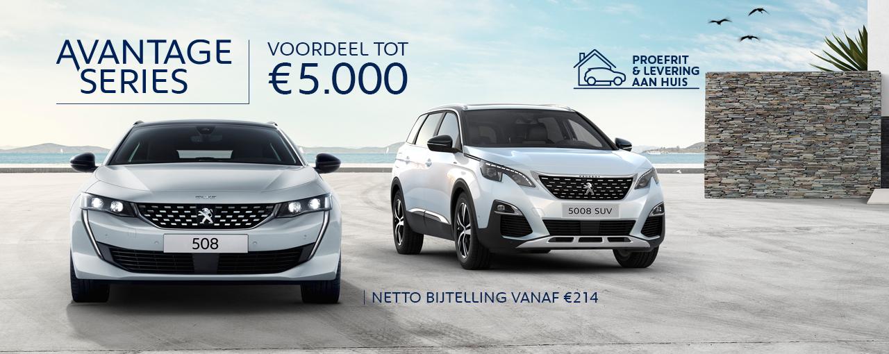 Peugeot Avantage Series