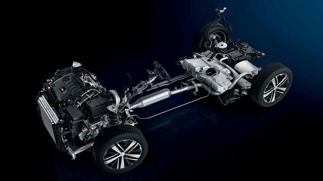 Peugeot 3008 SUV GT - EMP2-platform