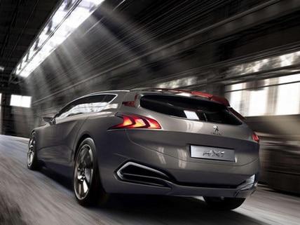Peugeot HX1 concept-car