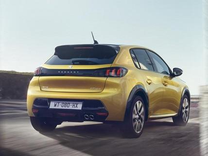Nieuwe Peugeot 208 - exterieur