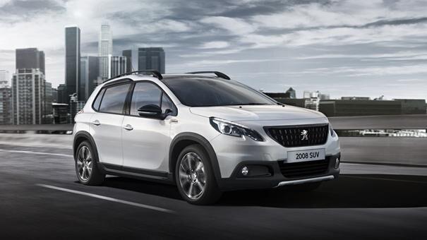 Peugeot 2008 SUV - Tijdelijk extra Private Lease voordeel