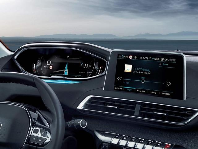 Peugeot 3008 SUV - Navigatie