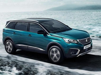 Sports Utility Vehicle - Peugeot 5008 SUV