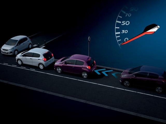 Peugeot 108 - Active City Brake