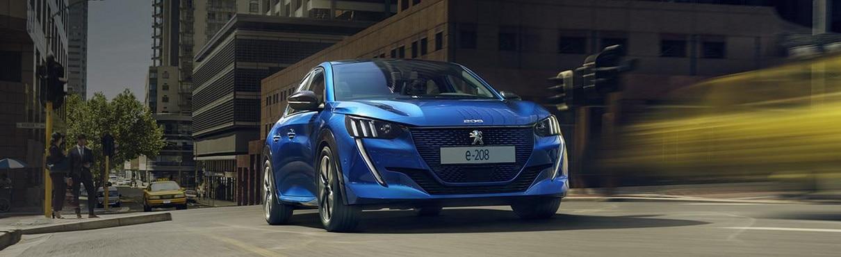 Elektrisch rijden bij Peugeot - Elektrische modellen