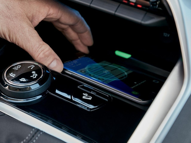Peugeot 3008 SUV GT - Draadloos opladen