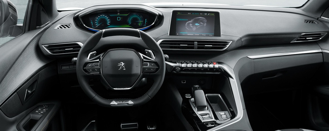 Peugeot Plug-in Hybrid - Interieur PEUGEOT i-Cockpit®